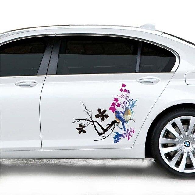 imperm able l 39 eau de voiture corps vinyle wrap sticker. Black Bedroom Furniture Sets. Home Design Ideas
