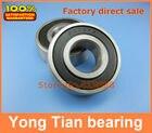10pcs High Quality inch series bearing RLS4-2RS 12.7*33.338*9.525 mm 1/2