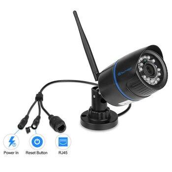 1080P 2MP Wireless IP Camera IR Night Vision Audio Record P2P Onvif Video Security Wifi Camera Outdoor CCTV Surveillance TF Card 1