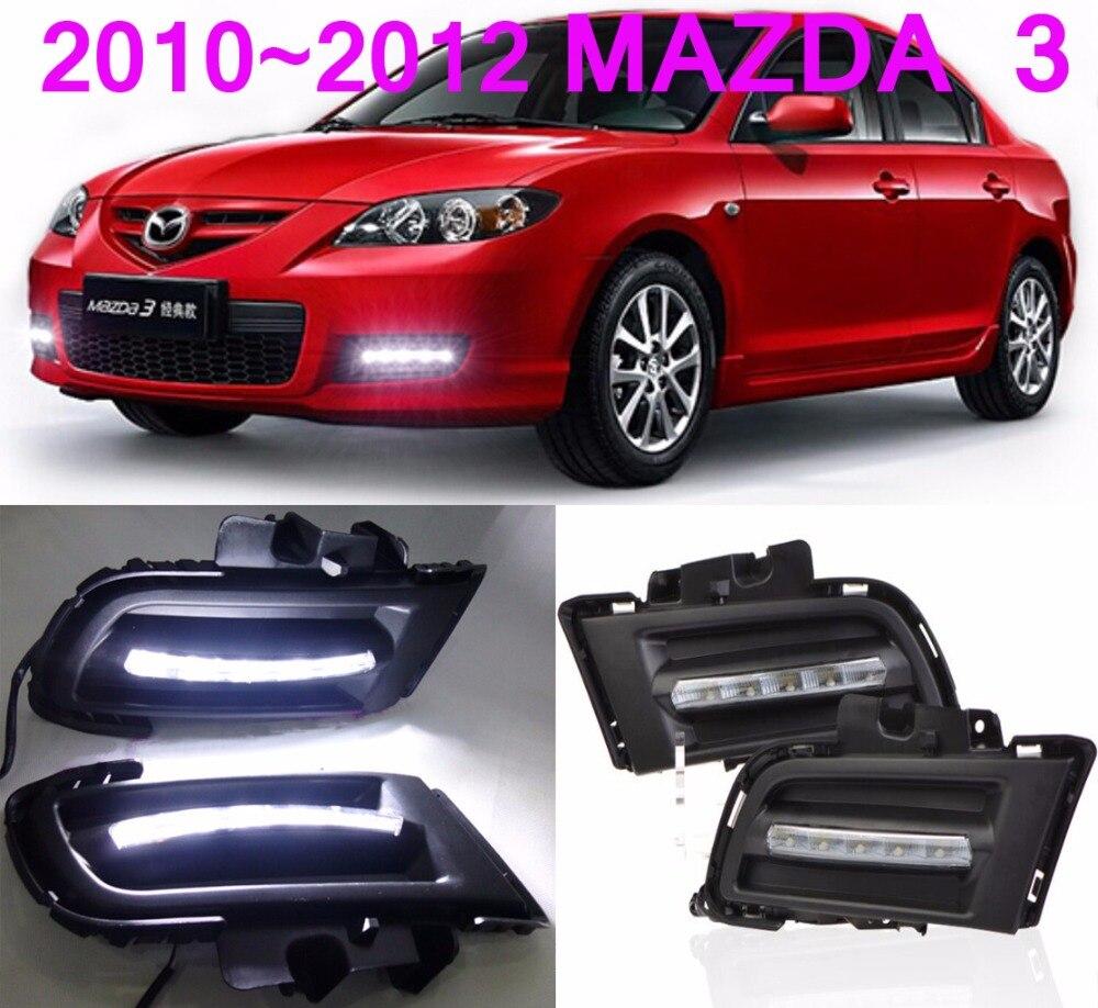 Led 2011 2013 Mazd 3 Daytime Light 3 Fog Light 3 Headlight
