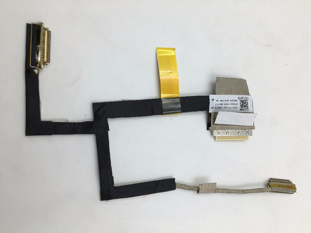 Genuine LED LCD Screen LVDS Video Cable For HP Split X2 13-R010dx Laptop 765974-001 DC02001YN00 ZST30 interface cable 010 10206 00 харьков