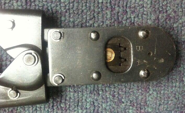 American AMP 722560-1 Pressure Clamp 170262-1 170263-1 170205-1 Terminal Crimping