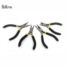 Factory Direct Sale Mini Size 15CM Length Metal Stainless Steel Jewelry Pliers Diy Handmade Jewelry Tools & Equipments