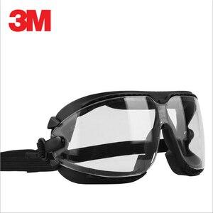 3 м 16618 Анти-туман против царапин покрытие объектива и анти химический брызг очки защитные очки экономичная защита глаз труда