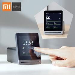 Xiaomi Mijia ClearGrass monitor powietrza Retina ekran dotykowy IPS telefon komórkowy dotykowy pracy w pomieszczeniach na zewnątrz jasny trawa detektor powietrza 1