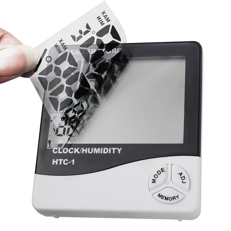 Chambre intérieure LCD température électronique humidimètre - Instruments de mesure - Photo 6