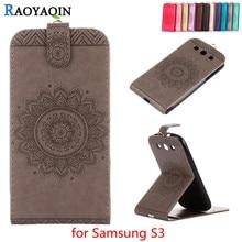 Роскошные case для samsung galaxy s3 флип бумажник кожаный чехол для samsung s3 case galaxy i9300 neo i9301 duos i9300i телефон case