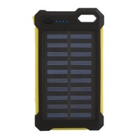 Wopow 300000mAh Solar Power Bank Charger Dual USB External Charger Battery PowerBank Long Lasting High Capacity