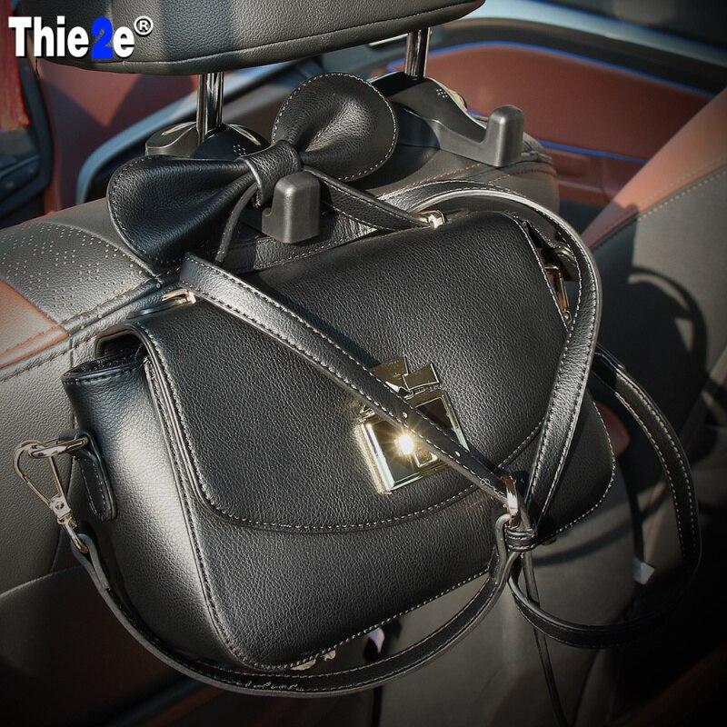 Car Shopping Bag Holder Seat Hook Hanger For Alfa Romeo