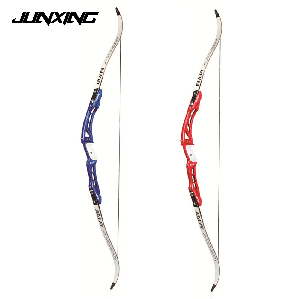 Two Colors 68 Recurve Bow 18-32 lbs with Arrow Rest for Archery Shooting of Aluminum Alloy Handle and Maple Limbs 7 colour 18 40 lbs recurve bow with sight arrow rest aluminum alloy handle for both right or left hand archery hunting shooting