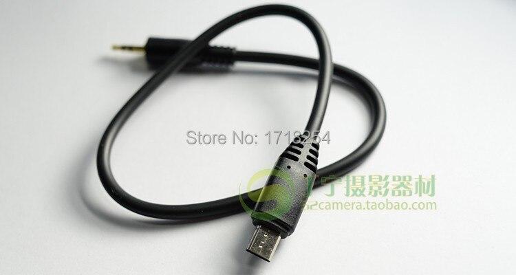 Pixel CL-S2 câble à distance pour TC-252 TW-282 TF-361 371 RW-221 Oppilas gage nex - A58 3nl A7 / A7R A3000 A5000 A6000 HX300 RX1R II