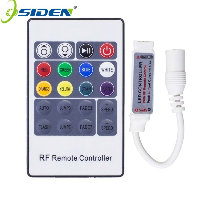 Osiden led controller 20keys rf remote controller 34 a for rgb 3528 osiden led controller 20keys rf remote controller 34 a for rgb 3528 5050 2835 aloadofball Image collections