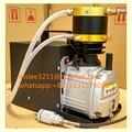 4500psi pcp de alta pressão 220 V elétrico Portátil bomba de ar compressor de ar para o cilindro de ar pistola de ar