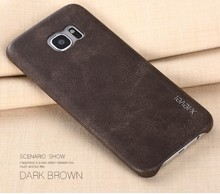 X level Retro luxury PU Leather Case sFor Samsung Galaxy S7/ S7 Edge case For Fundas Samsung S7 Edge Phone Shell Case Cover