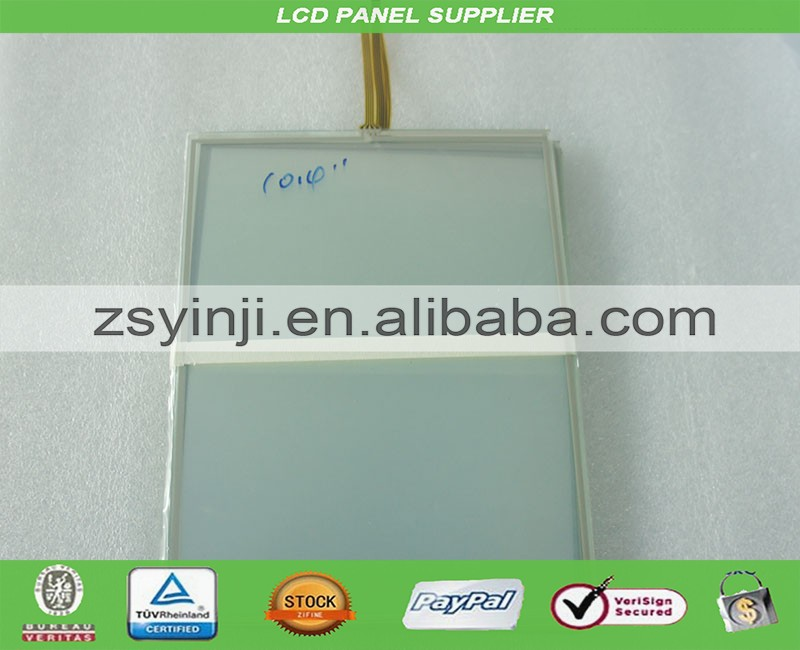 10 4 4wire touch screen with good quality