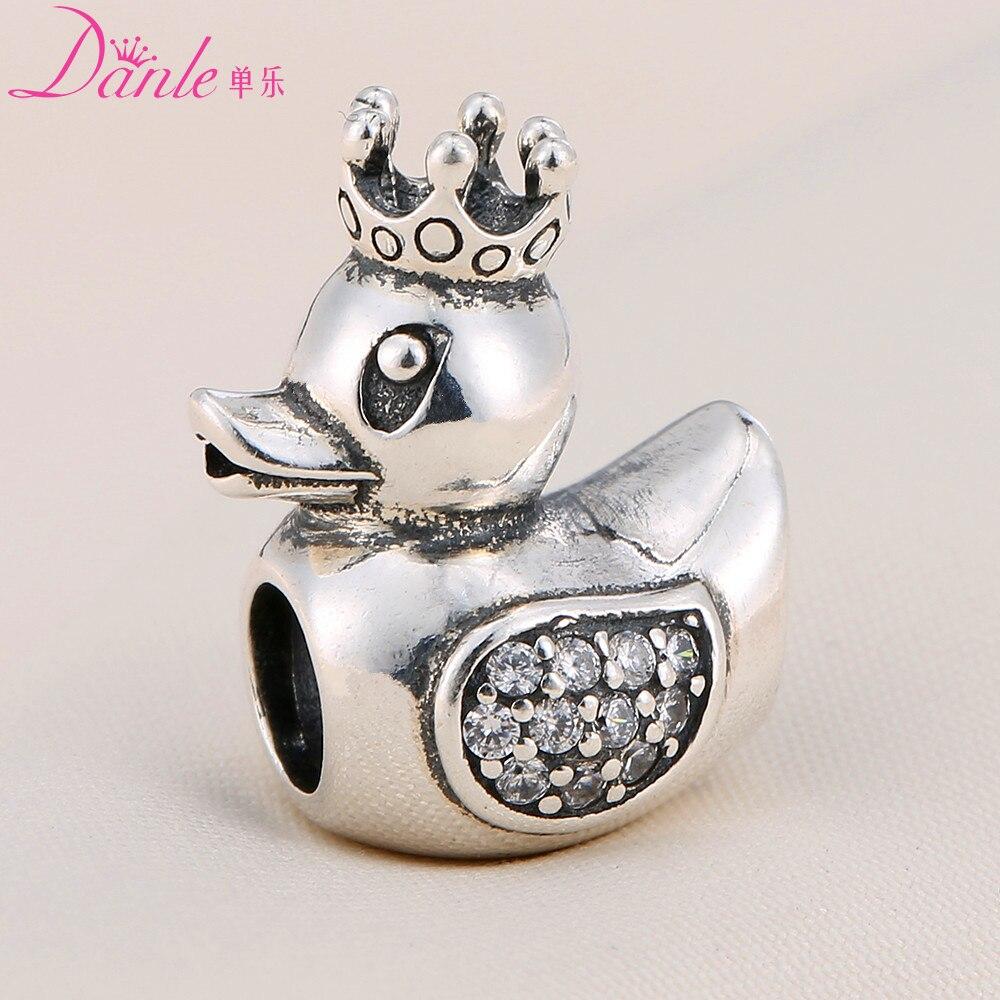 Pandora Duck Charm