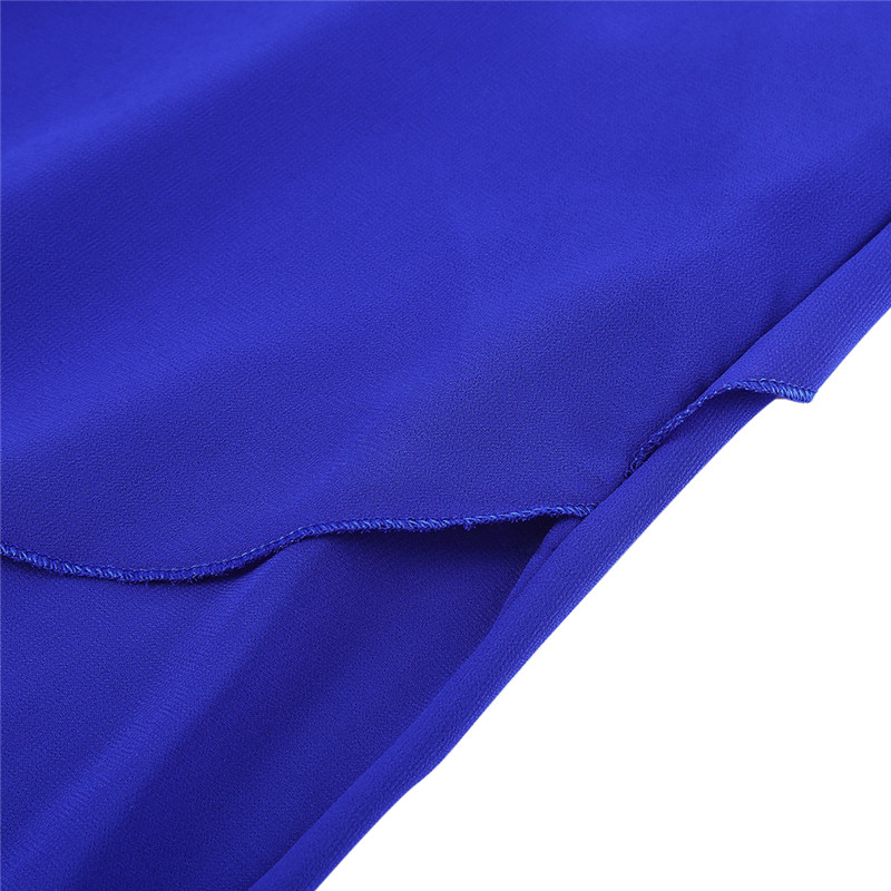 short sleeve chiffon blouse (12)