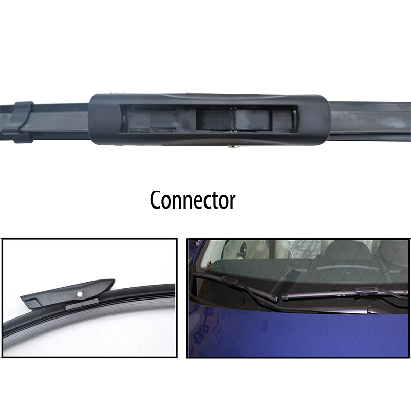 Renault Clio Mk4 Rear Windscreen Wiper Blade 2012 Onwards