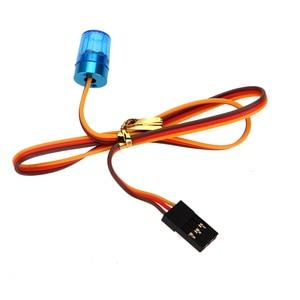 Image 5 - GoolSky AX 511 RC Multi funktion Rund Ultra Helle RC Auto LED Licht strobe strahlen Blinkende schnelle langsam Rotierenden Modus