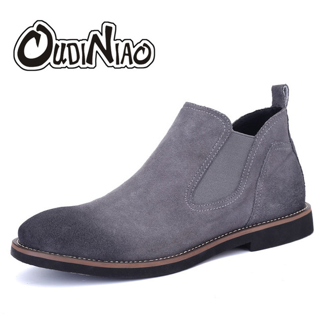 Fashion Ankle Slip-On Men's Boots discount cheap cheapest price for sale buy cheap 2014 FAIuXP