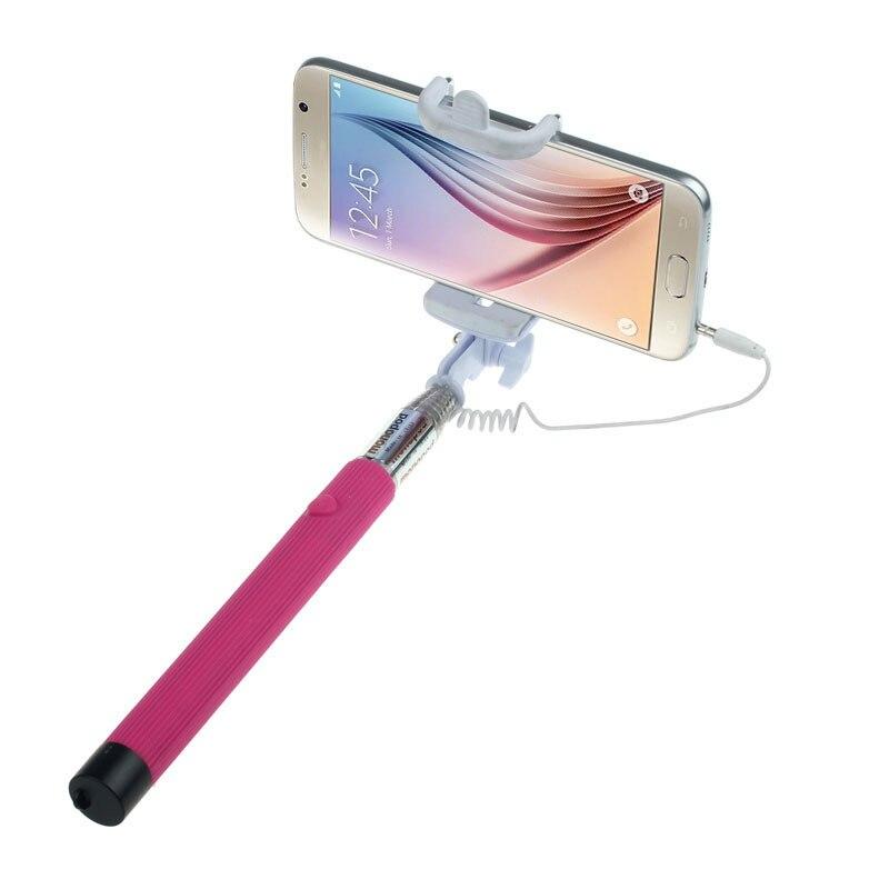 Handheld Extendable Self Portrait Selfie Monopod Stick: 2016 Hotest Extendable Handheld Self Portrait Tripod