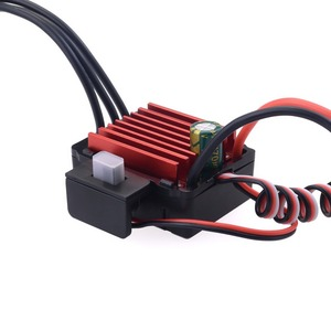 Image 4 - SURPASSHOBBY KK 방수 35A ESC 전기 속도 컨트롤러 RC 1/16 1/14 RC 자동차 2838 2845 브러시리스 모터