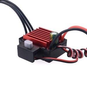 Image 4 - SURPASSHOBBY KK wodoodporny 35A ESC elektryczny regulator prędkości dla RC 1/16 1/14 RC Car 2838 2845 bezszczotkowy silnik