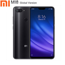 xiaomi mi 8 smartphone Global Version 4GB RAM 64GB ROM cellphone 6.26 inch Octa
