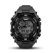 WAKNOER Brand Watches Men's Fashion Outdoor Sports Men Watches  Waterproof Electronic Core Wrist Watches saat relogio masculino