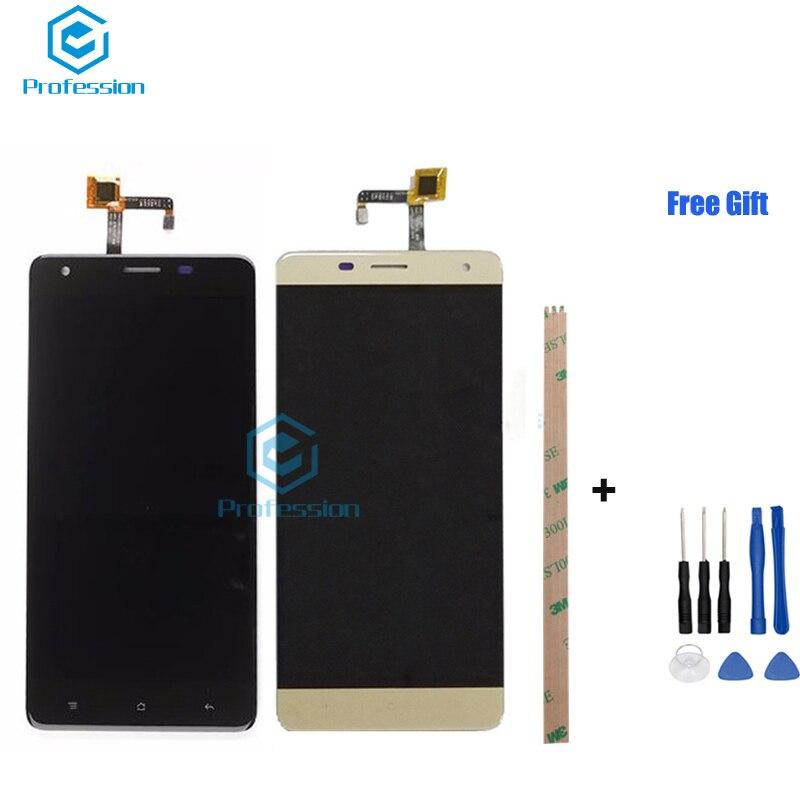 Pour D'origine Oukitel K6000 Pro LCD Display + Écran Tactile Panneau Numérique pièces de rechange 1920X1080P5. 5 outil + adhésif stock