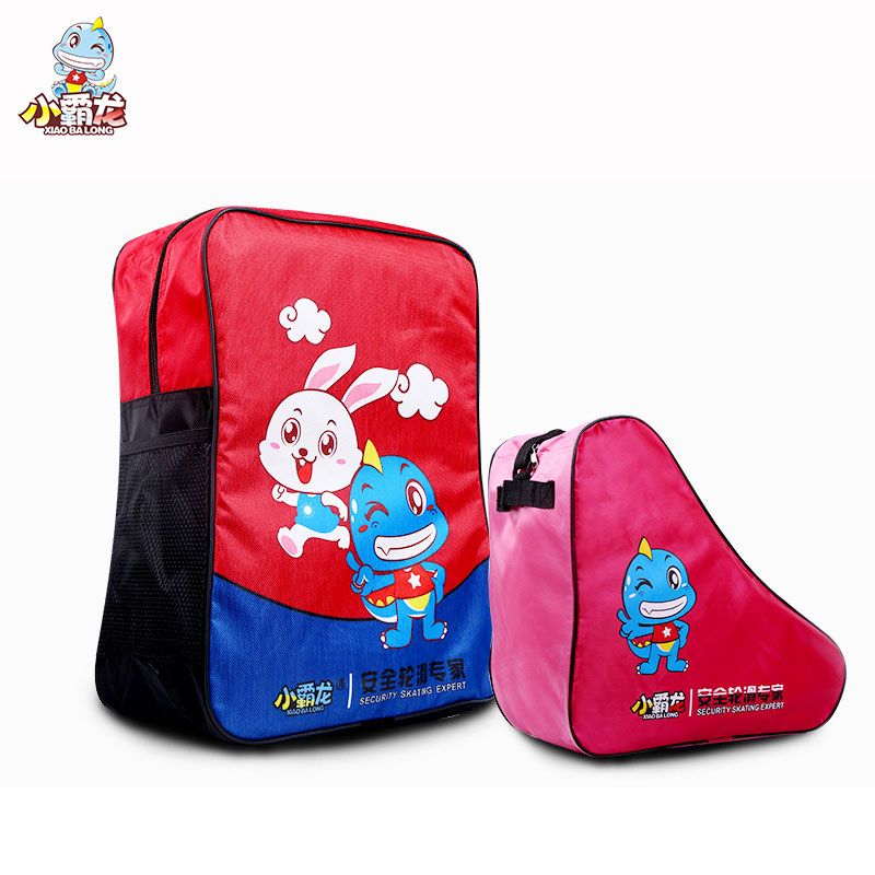 Sports Bags Honey Waterproof Oxford Cloth Children Adult Skate Shoes Storage Bag Large Capacity Portable Carry Single Shoulder Bag Sports & Entertainment