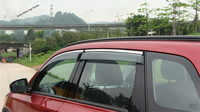 Yimaautotrims Car Window Visors Awnings Wind Rain Deflector Visor Guard Vent Cover Kit Fit For Suzuki Vitara Escudo 2015 2019
