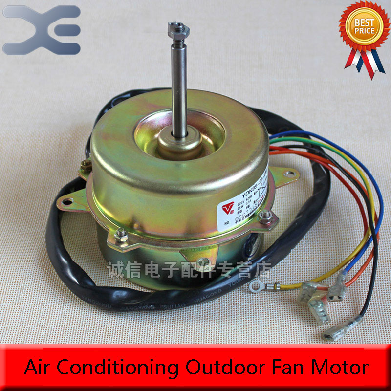Brand New Original 25W Air Conditioner Outdoor Fan Motor New Air Conditioning Parts image