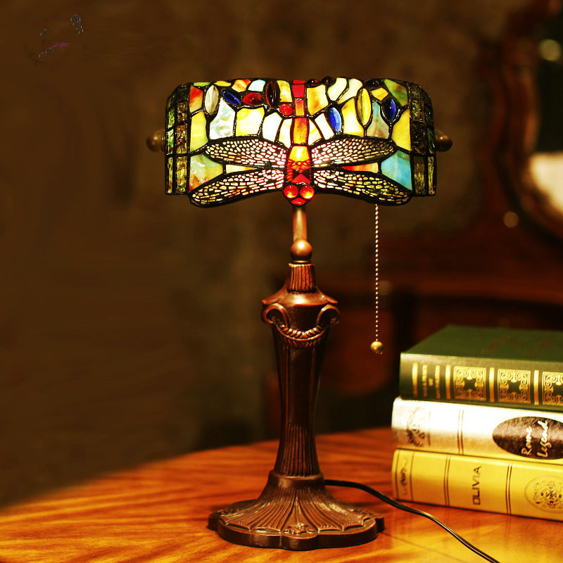 Online Get Cheap Tiffany Dragonfly Lamp Aliexpress – Dragonfly Desk Lamp