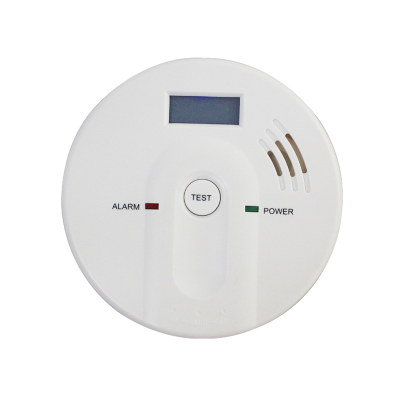 Home security alarm system carbon alarm detector Carbon Monoxide Sensor Warning Alarm Detector carbon detector system security through log analysis