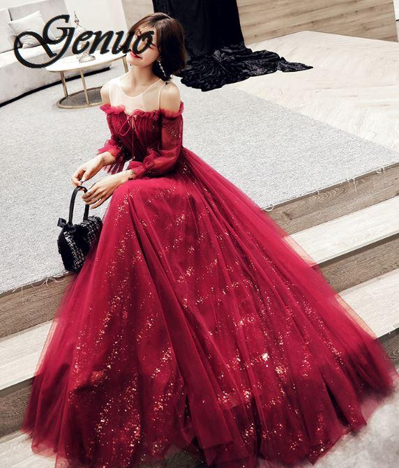 Nouvelle robe Maxi en Satin rouge col en V fente haute Empire sans manches longue robe de soirée dos nu Sexy rouge plage boîte de nuit robe