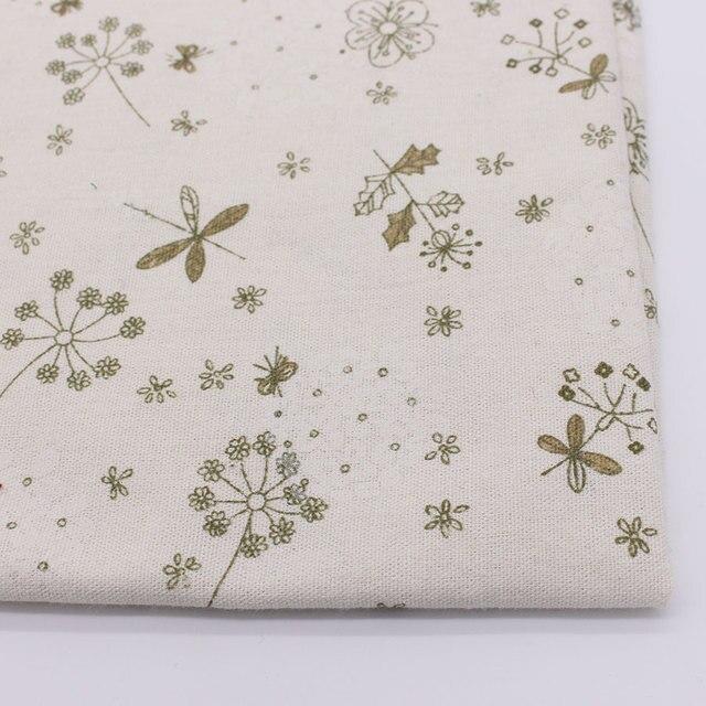Gedrukt bloem stof voor naaien textiel gordijn doek quilten katoen ...
