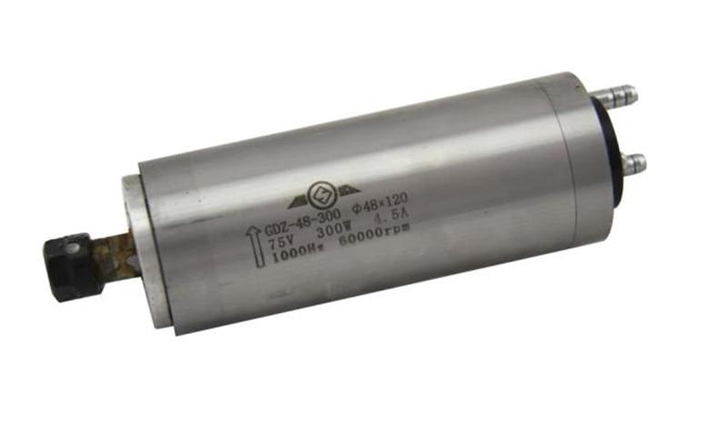 60000rpm 300w 0.3kw ER8 water cooling Precision High Speed spindle motor&SUNFAR 1.5KW 1phase 220v inverter&bracket&pump CNC kits water cooling spindle sets 1pcs 0 8kw er11 220v spindle motor and matching 800w inverter inverter and 65mmmount bracket clamp