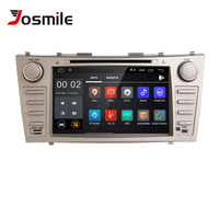 Josmile 2 Din Android 8.1 Car Multimeida System For Toyota Camry 2007 2008 2009 2010 2011Auroin 2006 DVD GPS Player Radio Stereo