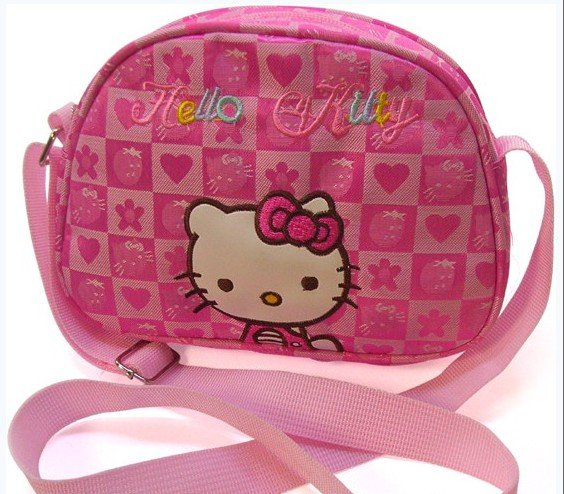 Hello Kitty Sling Bag pink Fashion Sling bag for kids Women's ...