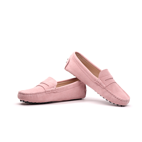 High Quality 2019 New Women Flats Genuine Leather Women Shoes Brand Driving Shoes Spring Summer Women Casual Shoes Islamabad