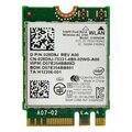 2.4 GHz & 5.0 GHz 433 Mbps Mini NGFF PCI-E Adaptador Wi-fi com Bluetooth BT 4.0 Para Intel 3160NGW Para ASUS/DELL/ACER
