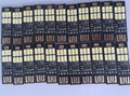 1 шт./упак.! Soshine портативный мини USB сила 6 из светодиодов ночь свет лампы 1 Вт 5 В сенсорный диммер теплый свет для зарядное устройство портативный компьютер