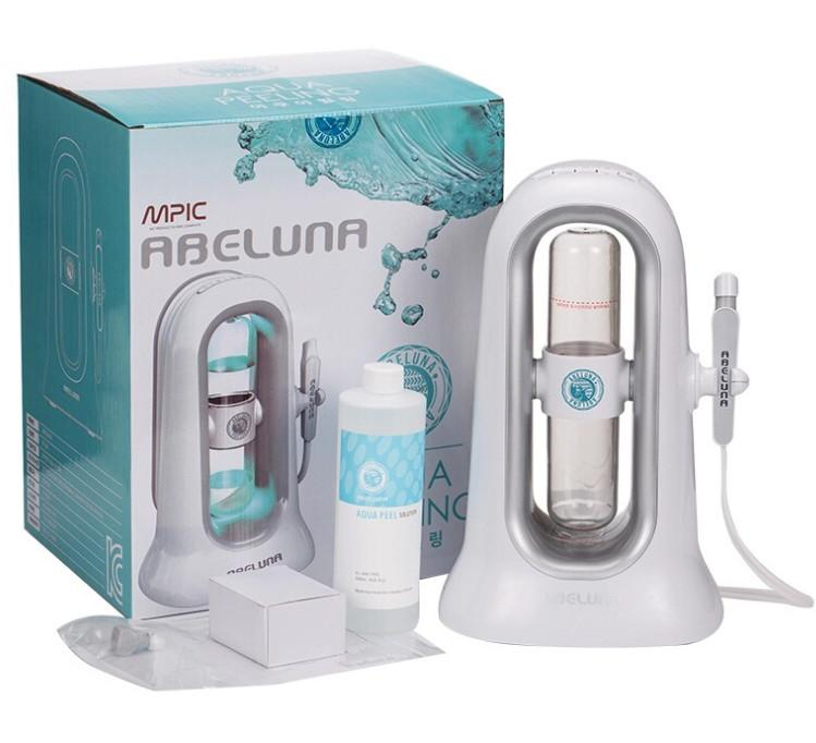 Machine de beauté faciale de Dermabras de peau de Microdermabrasion de Jet d'oxygène d'aqua peel