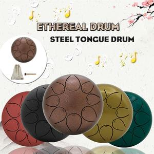 5 inch Steel Tongue Hand Drum