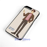 DOCTOR WHO TIME LORDS ARE COOL Fashion Cover Case For Samsung Galaxy S3 S4 S5 S6