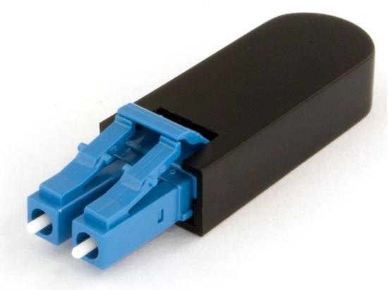 5 pcs LC/UPC Duplex SM(9/125) Fiber Loopback Module Tester
