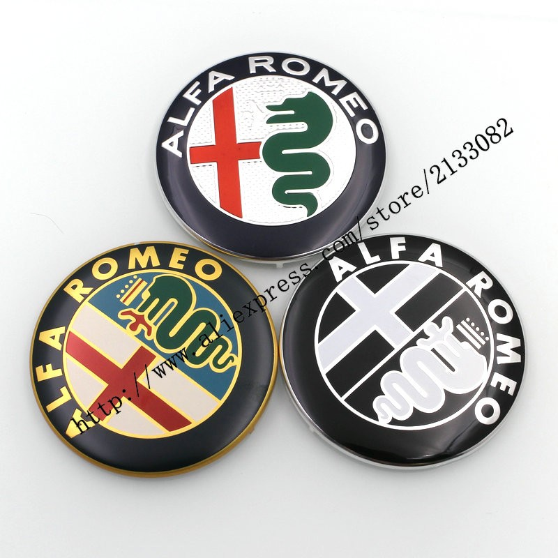 Specials sale 100pcs new 74mm 7.4cm ALFA ROMEO Car Logo emblem Badge sticker for Mito 147 156 159 166 Free shipping alfa romeo 147 156 gta gt 166 gtv spider lancia thesis v6 forged connecting rod high performance free shipping quality warranty
