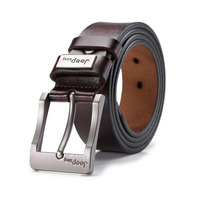 2017 Newest Designer Belts Men High Quality Genuine Leather Belt Man Fashion Strap Male Cowhide Belts