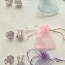 ; 5 цветов; 3 разных размера; 50 пар; протекторы для обуви на высоком каблуке; нескользящие туфли для танцев на высоком каблуке